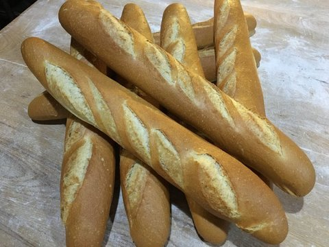 lavienesa.es - Pan de flama - Panadería La Vienesa