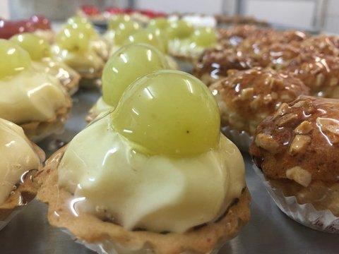 lavienesa.es - Tartaleta de uva - Panadería La Vienesa
