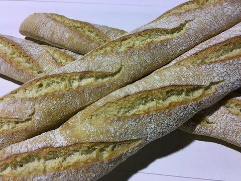 lavienesa.es - Baguette rústica - Panadería La Vienesa