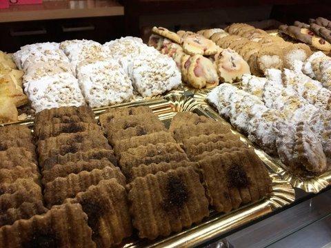 lavienesa.es - Surtido de pastas de té - Panadería La Vienesa