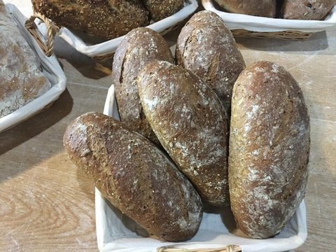 lavienesa.es - Pan alemán - Panadería La Vienesa