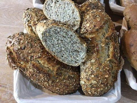 lavienesa.es - Pan de cereales - Panadería La Vienesa