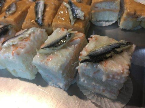 lavienesa.es - Sandwiches de salpicón de marisco - Panadería La Vienesa