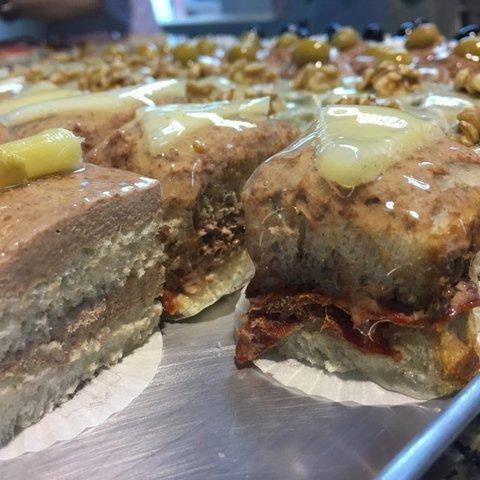 lavienesa.es - Sandwiches de patés variados - Panadería La Vienesa