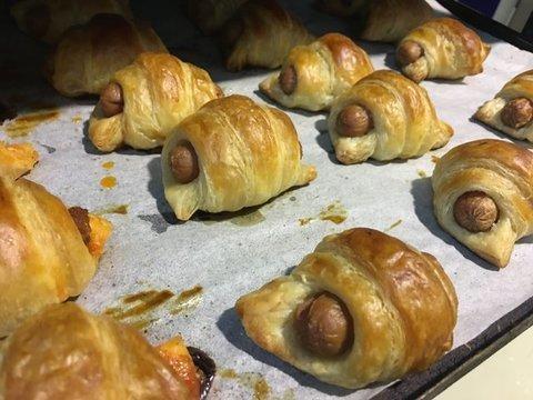 lavienesa.es - Croissants surtidos - Panadería La Vienesa
