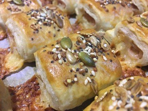 lavienesa.es - Napolitanas surtidas - Panadería La Vienesa