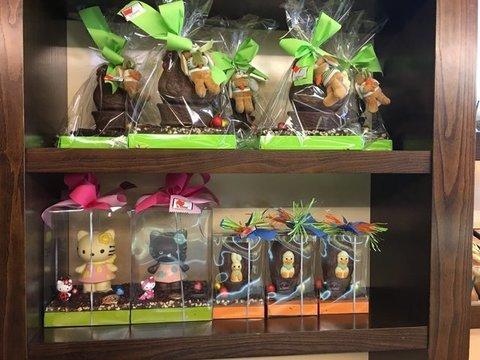 lavienesa.es - Figuras chocolate - Panadería La Vienesa