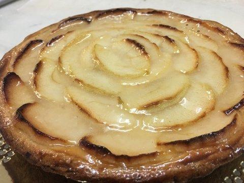 lavienesa.es - Tarta de manzana - Panadería La Vienesa