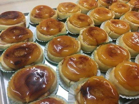 lavienesa.es - Juanita de yema - Panadería La Vienesa