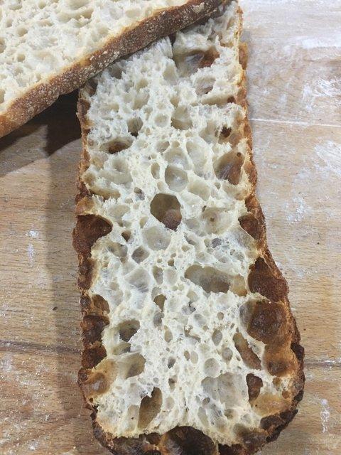 lavienesa.es - Pan cristal - Panadería La Vienesa