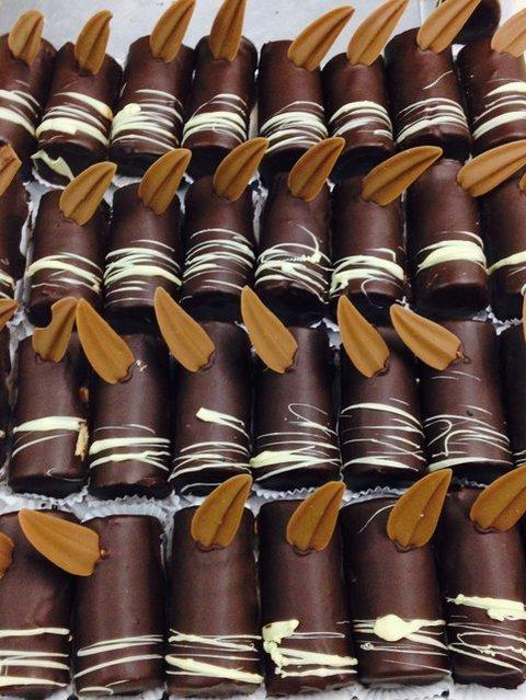 lavienesa.es - Pionono de chocolate - Panadería La Vienesa